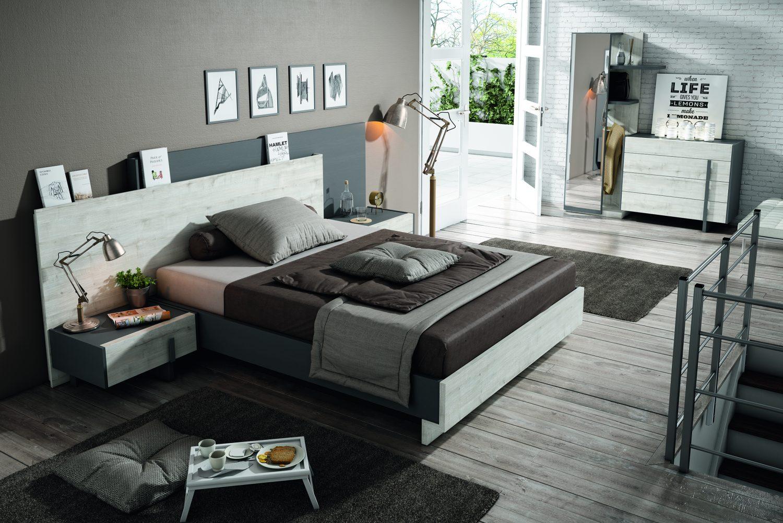 Dormitorio matrimonio con espejo vestidor, su excepcional diseño es sinónimo de exclusividad.
