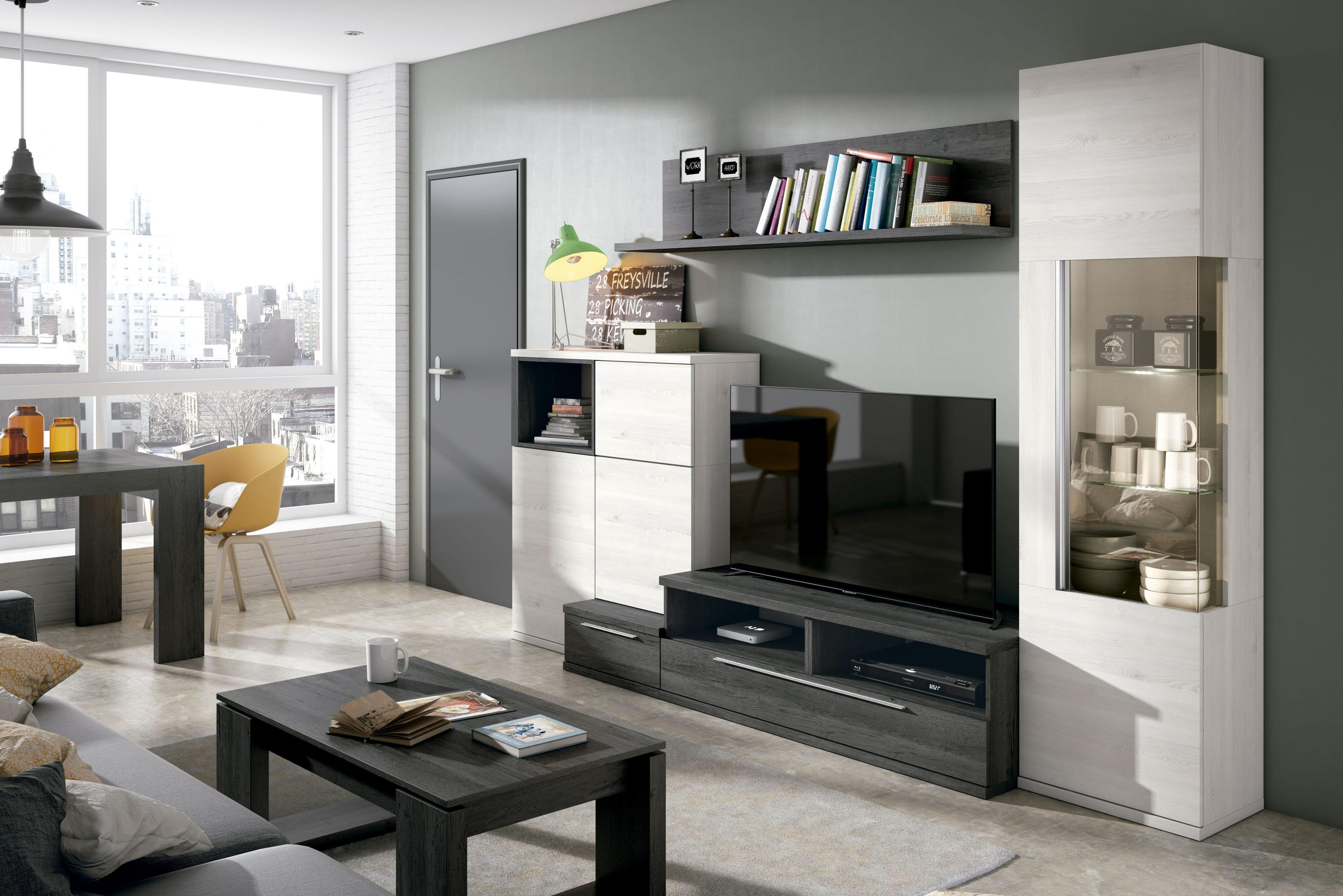 Composición modular de 302x205 con variantes de color, crea un ambiente diferente con posibilidades casi ilimitadas.