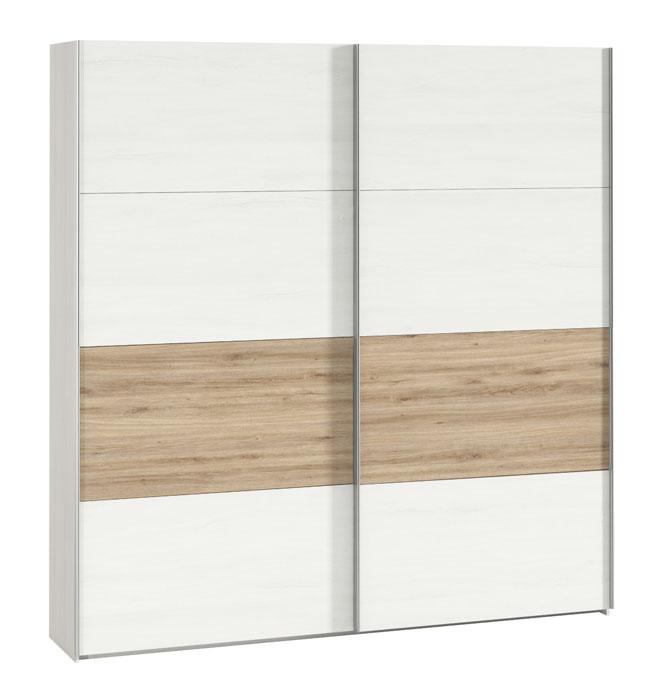 Armario 2 puertas correderas en la medida y color que prefieras. Todo lo que pidas para organizar tu armario.